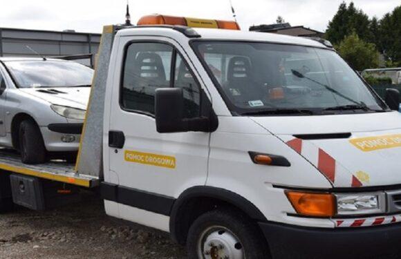 Хлопець в Польщі серед білого дня вкрав 12 авто: вантажив транспорт на лавету