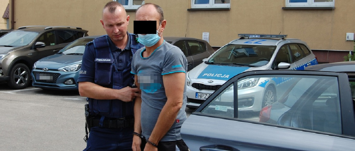 Українець з друзями пограбував жінку, у якої орендував житло