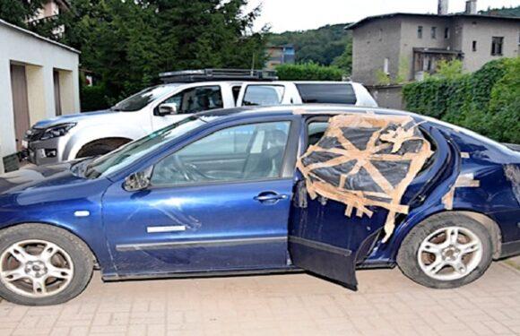 Через ревнощі юнак в Польщі може сісти за ґрати: той зі злості розбив чужу автівку