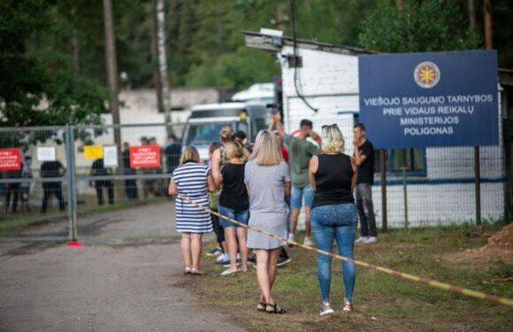 Польська поліція допомагатиме Литві охороняти кордон з Білоруссю