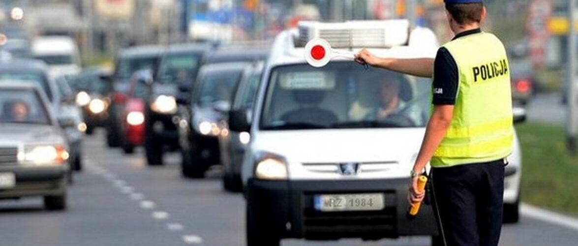 Дорожня поліція у Польщі розпочала масові перевірки водіїв через нові ПДР
