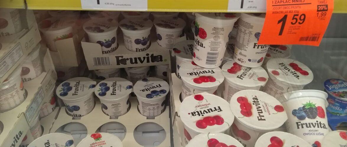 Ціни на продукти в Польщі зросли на 5%