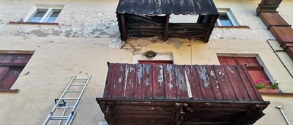 В Польщі під жінкою обвалився балкон: та впала на балкон сусідів