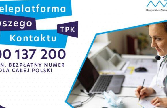 Телеплатформа першого контакту (TPK) — медична допомога у Польщі в неробочий час