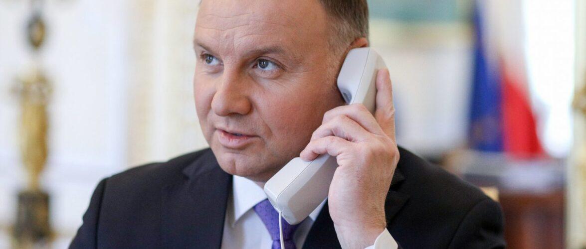 Президент Польщі пообіцяв допомогти Литві вирішити міграційну кризу
