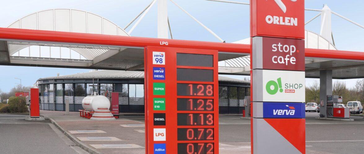 Польська компанія «Orlen» хоче дешево викупити заправки Укрнафти