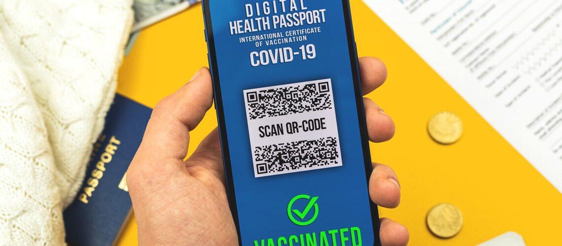 Підробили довідки про щеплення: на польсько-українському кордоні затримали 4-х українців з фальшивими паспортами вакцинації
