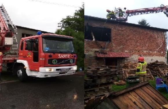 В пожежі у Польщі загинуло 3 особи