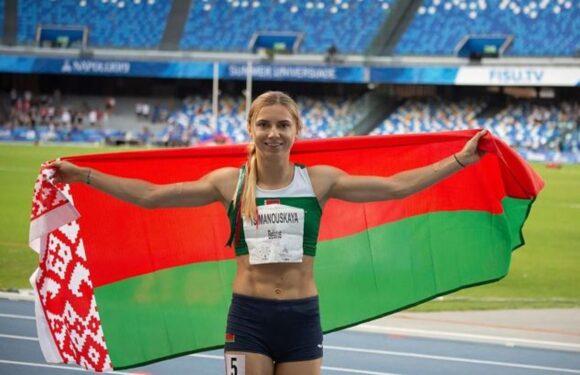 Білоруська спортсменка Тимановська змінить спортивне громадянство, щоб виступати за Польщу
