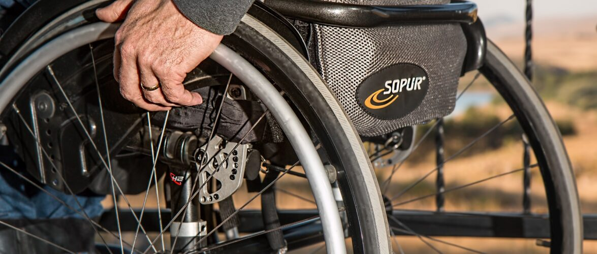 З 5 серпня люди з інвалідністю мають право про позачерговий перетин українського кордону