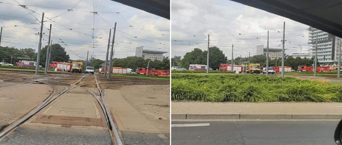 В Познані зіткнулося два трамваї: є понад 30 постраждалих [+ФОТО, ВІДЕО]