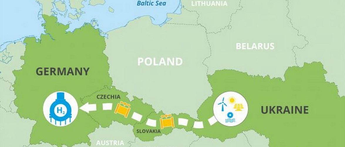 Україна створює водневий трубопровід до Німеччини в обхід Польщі