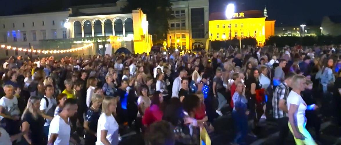 У Вроцлаві танцювали Jerusalema Dance Challenge —  встановили рекорд [+ВІДЕО]