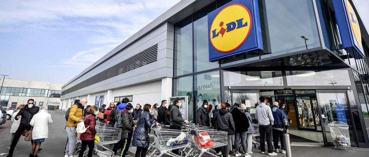 42 магазини Lidl працюватимуть у неторгові неділі [+СПИСОК]