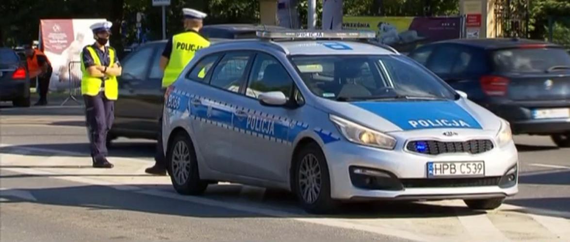 У Вроцлаві підозрюваний ледве не збив дитину в колясці — тікав від поліції [+ВІДЕО]