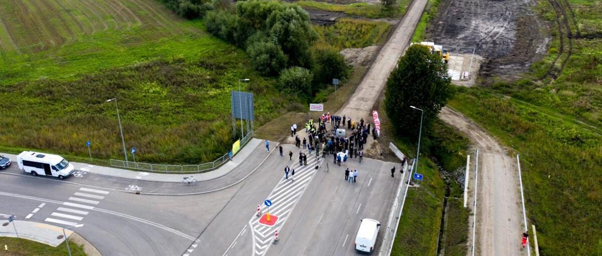 Польща та Україна урочисто розпочали будівельні роботи прикордонного переходу Мальховіце — Нижанковичі [+ФОТО]