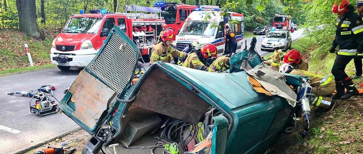 У Польщі в ДТП загинули чотири людини, серед них двоє українці