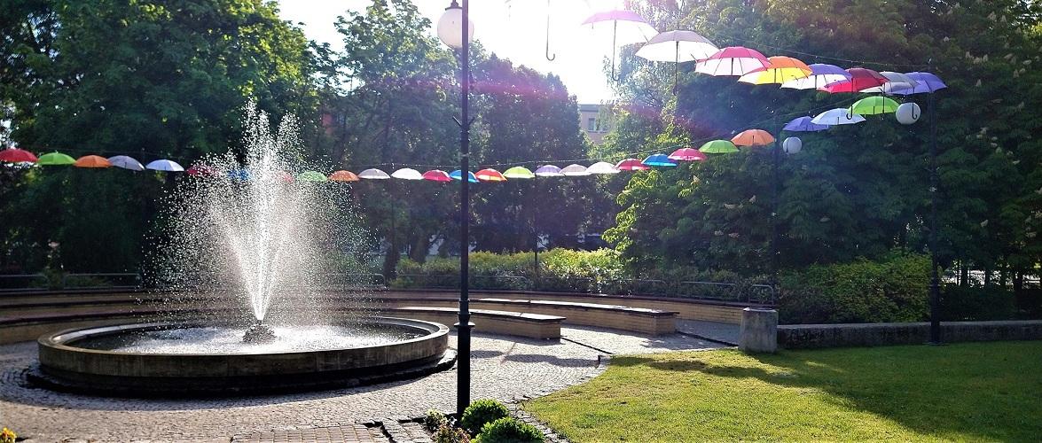 В Польщі втопився чоловік прямо у фонтані перед міською ратушею