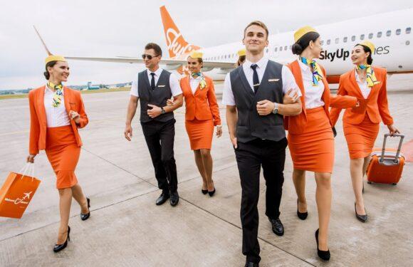 Українська авіакомпанія відкриває сполучення з Лодзі до Києва