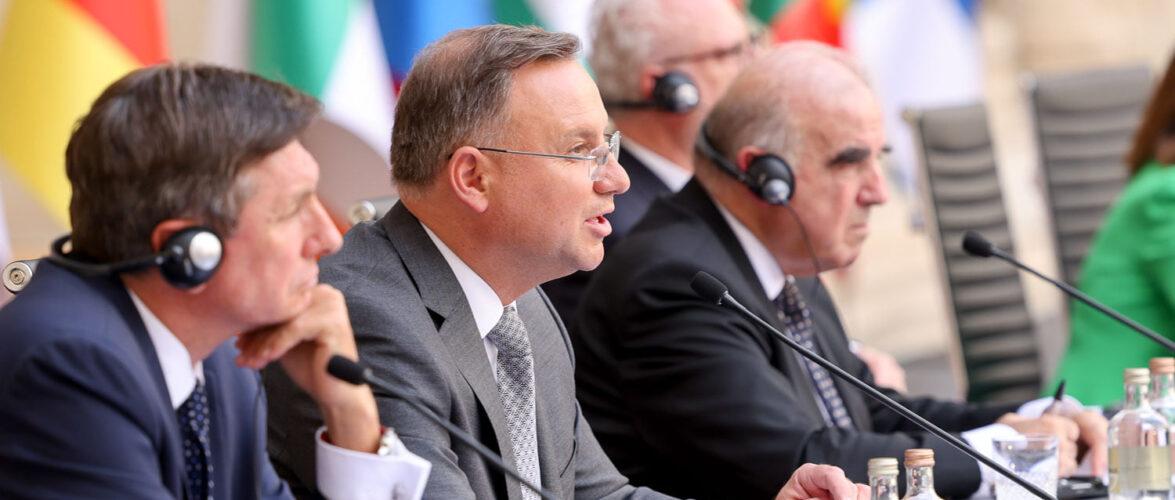 Президент Польщі прибуде до США з офіційним візитом