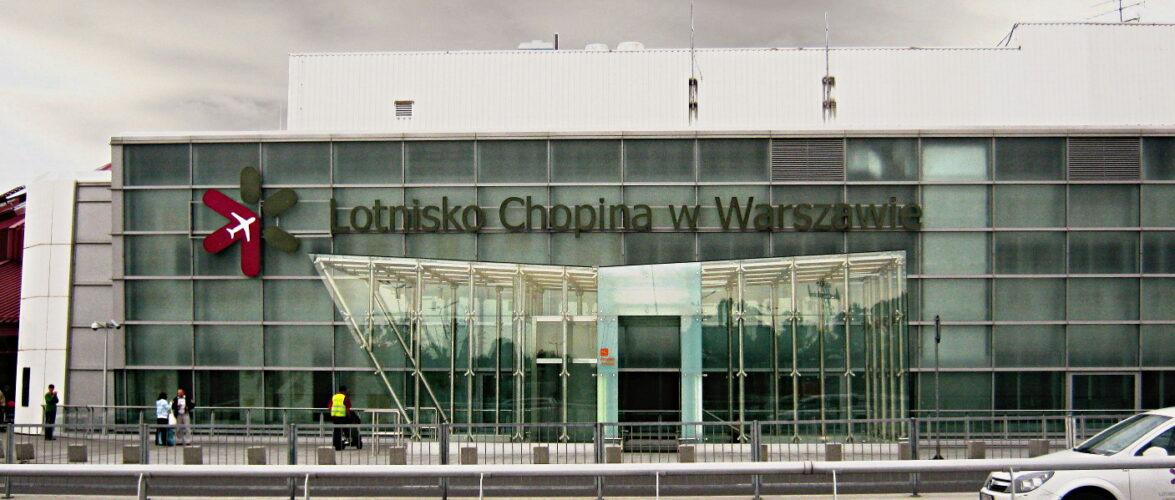 Варшавський аеропорт обслужив рекордну кількість людей після початку пандемії