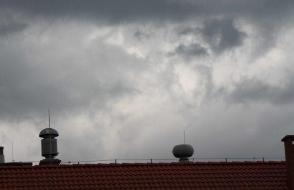 Сьогодні в Польщі дощитиме: буде похмуро і холодно