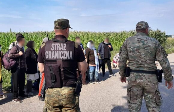 За добу нелегали намагались перетнути польський кордон 370 разів