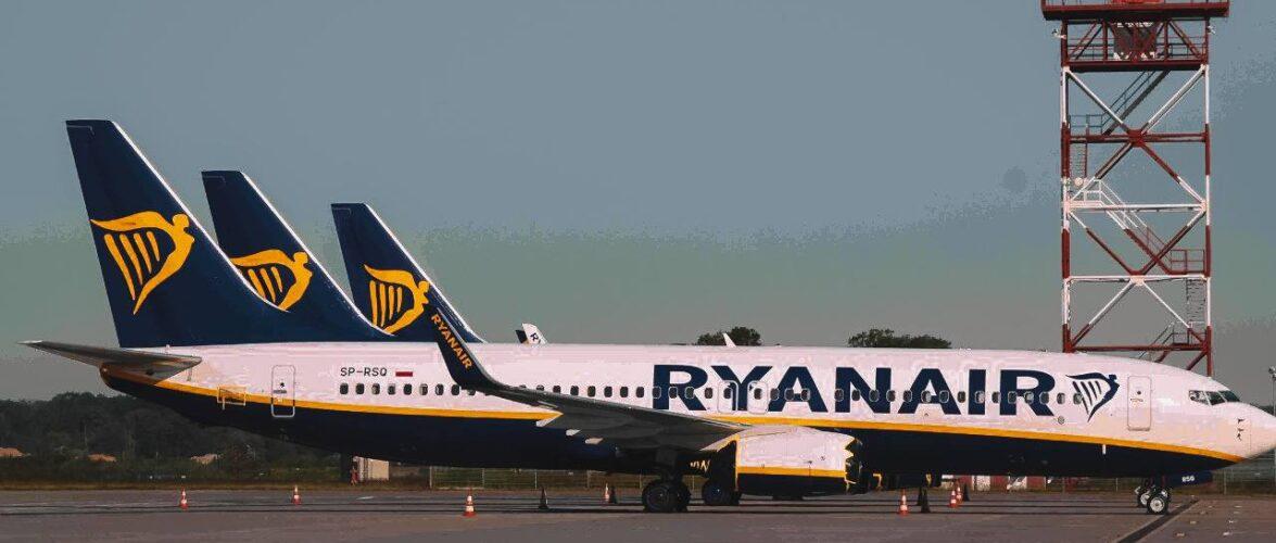 Ryanair запускает 5 новых рейсов из Вроцлава