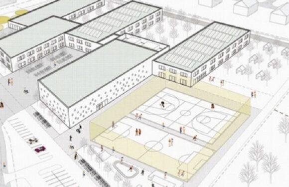 У Вроцлаві будують школу на 1200 дітей