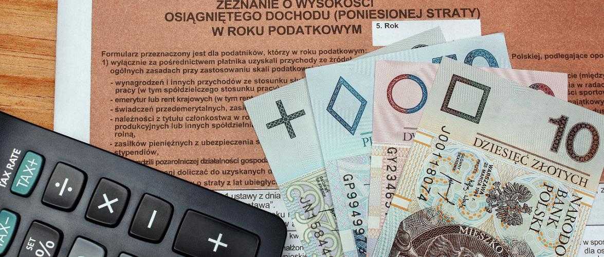 Польща змінює податкове законодавство