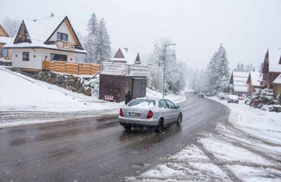 Синоптики в Польщі прогнозують сніг