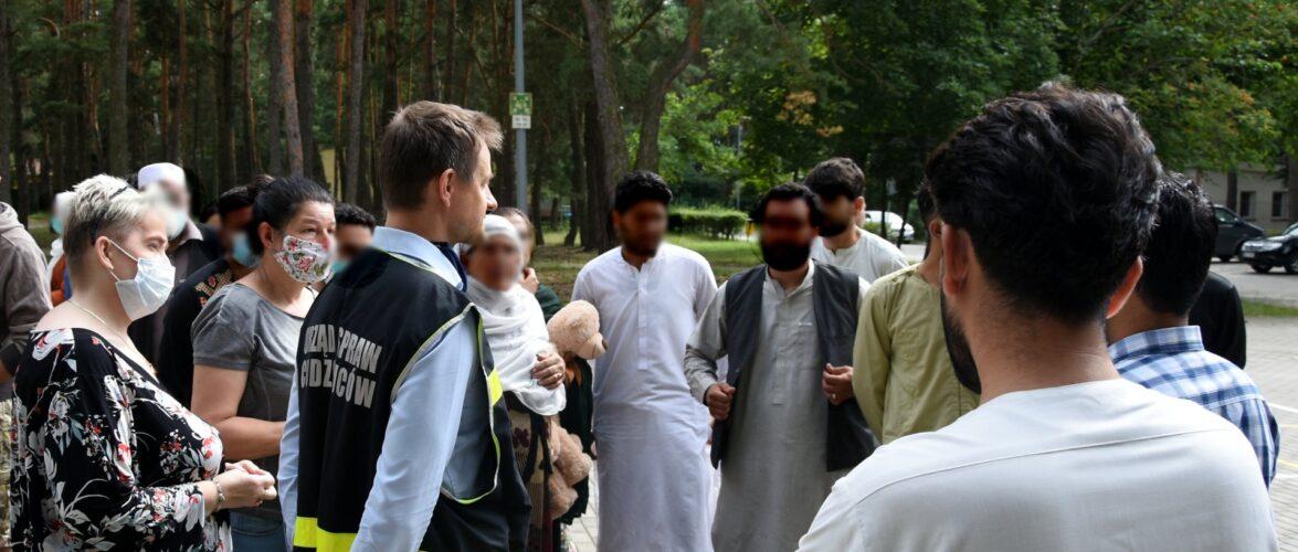 Найбільше заяв про статус біженця в Польщі подали афганці та білоруси