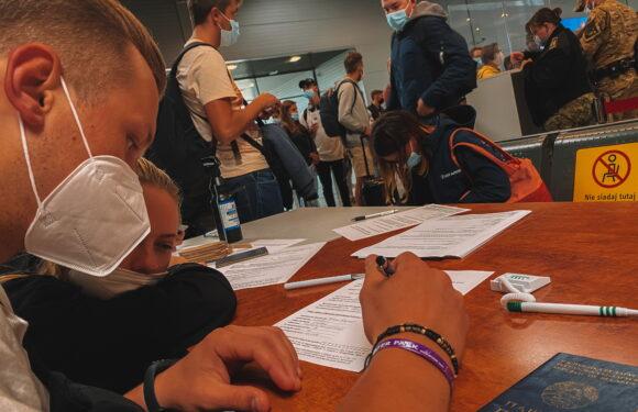 Чехія ускладнила в'їзд з Польщі для нещеплених
