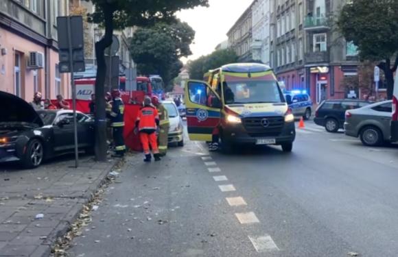 Водій у Польщі насмерть збив 4-річну дитину на очах у батька і втік з місця події
