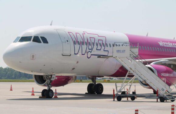 З нового року Wizz Air запустить 26 нових рейсів з України