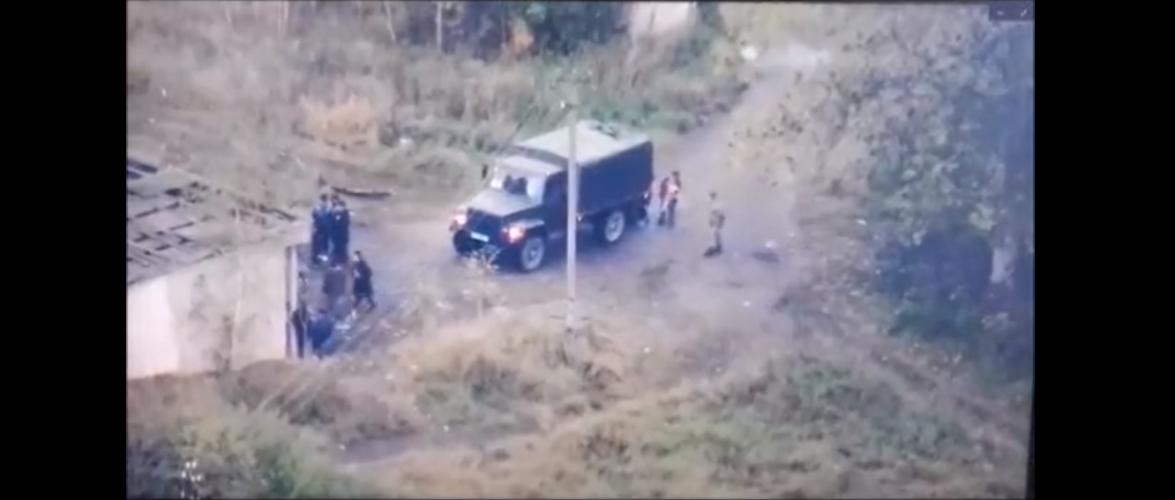 На польсько-білоруському кордоні сталась перестрілка [+ВІДЕО]