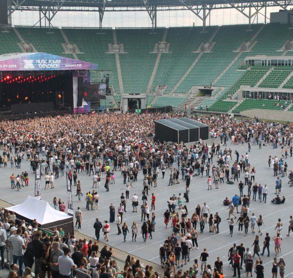 Music Power Exposion во Вроцлаве: ТОП ди-джеи мира развлекали тысячи фанов электронной музыки (+ФОТО, +ВИДЕО)